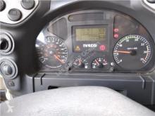 车辆性能表 依维柯 Eurocargo Tableau de bord Cuadro Instrumentos pour camion poubelle (03.2008->) FG 110 W Allrad 4x4