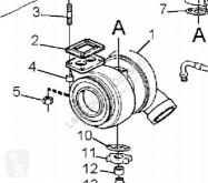 Peças pesados Renault Premium Turbocompresseur de moteur pour camion 2 Route 380.18 usado