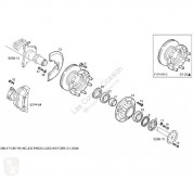 Repuestos para camiones Iveco Eurocargo Disque de frein pour camion (03.2008->) FG 110 usado