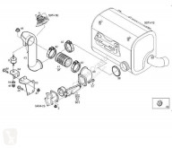 Iveco exhaust pipe Eurocargo Tuyau d'échappement pour camion poubelle (03.2008->) FG 110 W Allrad 4x4 [5,9 Ltr. - 160 kW Diesel]
