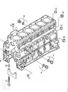 Bloc moteur Iveco Eurocargo Bloc-moteur Bloque (03.2008->) FG 110 W Allrad 4x4 [5,9 Ltr. pour camion (03.2008->) FG 110 W Allrad 4x4 [5,9 Ltr. - 160 kW Diesel]