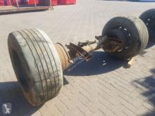 BPW Essieu met banden 385x55x22,5 pour remorque neuf suspension essieu neuve