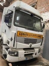 Véhicule pour pièces Renault Premium