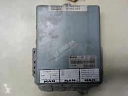 Repuestos para camiones sistema eléctrico calculador usado MAN 19.343 / BOITIER ECU MOTEUR/0281001345/51.11615-711