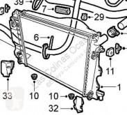 Peças pesados sistema de arrefecimento radiador de água Radiateur de refroidissement du moteur pour automobile Saab 9-3 Berlina (2003->) 2002