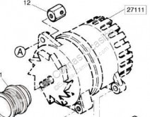 Piese de schimb vehicule de mare tonaj Renault Magnum Alternateur pour tracteur routier E.TECH 480.18T second-hand