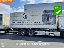 Tautliner trailer Krone 20ft 7,45 Wechselbrücke Boardwände