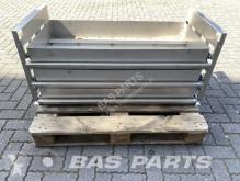 Części zamienne do pojazdów ciężarowych Chassisbox roestvast staal używana