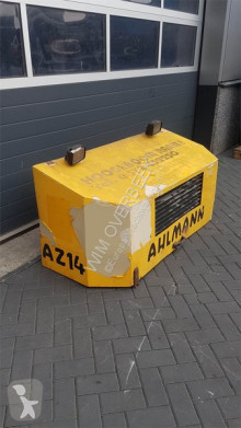 Recambios maquinaria OP Ahlmann AZ 14 - Engine hood/Motorhaube/Motorkap motor usado