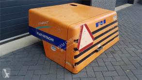 Cabina / carrozzeria usato Fiat-Hitachi W 70 H - Engine hood/Motorhaube/Motorkap