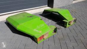 Recambios maquinaria OP Manitou MT 1237 - Fender/Kotflügel/Spatbord cabina / Carrocería usado