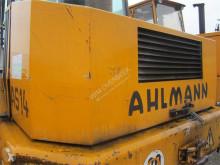 Ahlmann AZ 14 - Engine hood/Motorhaube/Motorkap used cab / Bodywork