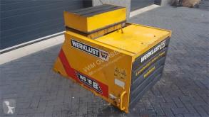 Nc WG 18 B - Engine hood/Motorhaube/Motorkap equipment spare parts used