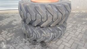 Recambios maquinaria OP Dunlop 17.5-25 - Tyre/Reifen/Band rueda / Neumático rueda usado