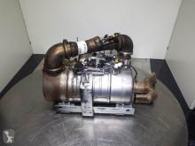 Motor 818 - Exhaust system/Auspuff/Uitlaat