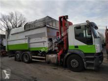 Peças pesados cabine / Carroçaria equipamento interior assento Iveco Stralis Siège Asiento Delantero Derecho pour camion poubelle AD 260S31, AT 260S31