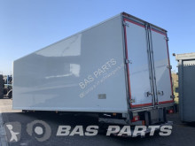 Refrigerated container Chassis Superstructure diverse Carrosseriefabriek Harderwijk