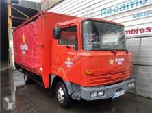 Reservedele til lastbil Nissan Turbocompresseur de moteur pour camion L-Serie L 35.09 brugt
