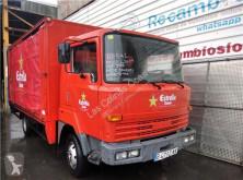 Repuestos para camiones cabina / Carrocería Nissan Cabine pour camion L-Serie L 35.09