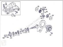 Dyferencjał / most / mostek Différentiel Trasero pour automobile MERCEDES-BENZ Clase S Berlina (BM 220)(1998->) 3.2 320 CDI (220.026) [3,2 Ltr. - 145 kW CDI CAT]