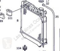 Used cooling system nc Radiateur de refroidissement du moteur pour camion MERCEDES-BENZ CLASE G (W461) 290 GD/G 290 D (461.337, 461.338)