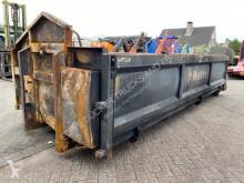 تجهيزات الآليات الثقيلة هيكل العربة حاوية VOSSEBELT 2 ZIJDIGE CONTAINER