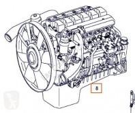 OM Moteur 457 LA R6 pour camion MERCEDES-BENZ Axor 2 - Ejes Serie / BM 944 1843 4X2 motor begagnad