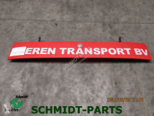 Repuestos para camiones cabina / Carrocería piezas de carrocería revestimiento / Carenado Mercedes A 973 375 00 09 Grill Bovenzijde