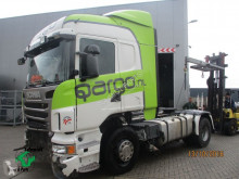 Scania R used cabin