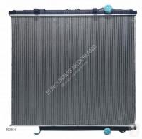 Repuestos para camiones calefacción / Ventilación / Climatización climatización DAF XF 106 Radiateur de climatisation pour tracteur routier neuf