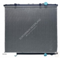 Климатик DAF XF 106 Radiateur de climatisation pour tracteur routier neuf