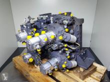 Rychlostní skříň SUPER 1600/1603/1800/1803 - Transmission/Getriebe/