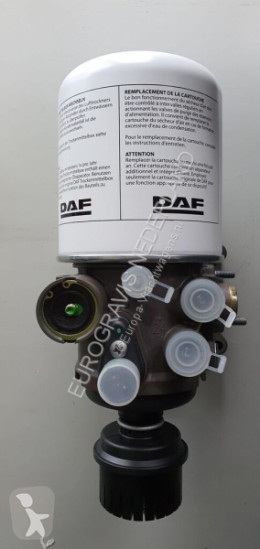 Repuestos para camiones sistema neumático desecador de aire DAF Dessiccateur d'air pour tracteur routier neuf