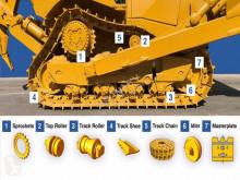 Caterpillar track D6R Undercarriage