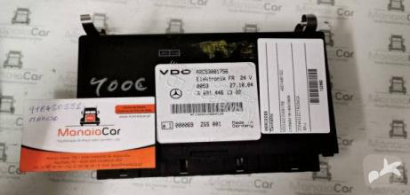 Sistema elettrico Mercedes A0014461302 A2C53081756