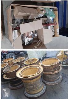 Komatsu wheel HM400-3 7 used rims & unused parts