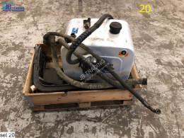 System hydrauliczny Hyva Tank, pump, hoses, control valve