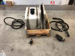 Hyva Tank, pump, hoses, control valve sistema idraulico usato