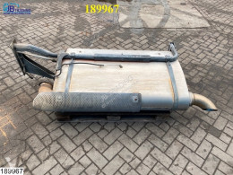 Avgas Mercedes Exhaust system truck,