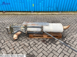 Mercedes exhaust system Exhaust system, truck,