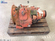 Renault B9, Manual used gearbox