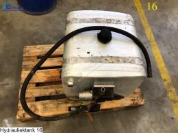 System hydrauliczny Afhymat 200 Liter Hydraulic tank