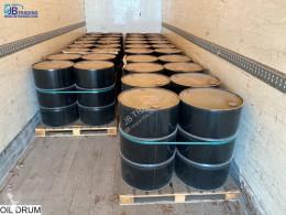 无公告重型卡车零部件 200 Liter OIL DRUM . 36 x 10w40 / 8 x 5w40 ENGINE OIL 二手