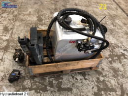 液压系统 Afhymat Pump, tank, control switch and hydraulic hoses