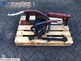 Hydraulisk system Hydraulic pump