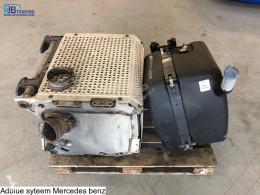 Repuestos para camiones sistema de escape Mercedes Exhaust silencer, Adblue system,