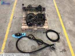 Lohr 5th wheel, Hydraulic pump, Hoses for car transporter cabina / Carrocería usado