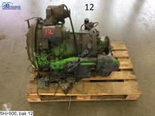 Boîte de vitesse ZF 5HP600 + 2x PTO, Low km, 4 Speed, Automatic