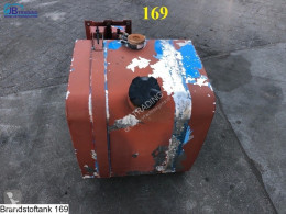 Universeel B 0.57 x D 0.47 x H 0.60 = 160 liter used fuel tank
