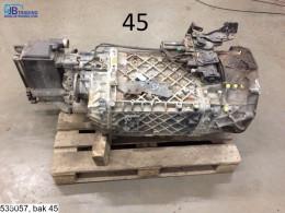 Repuestos para camiones transmisión caja de cambios ZF NEW ECOSPLIT, 16 S 1921 TD, Manual,